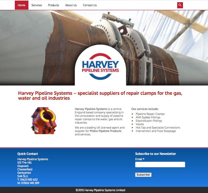harvey-pipelines