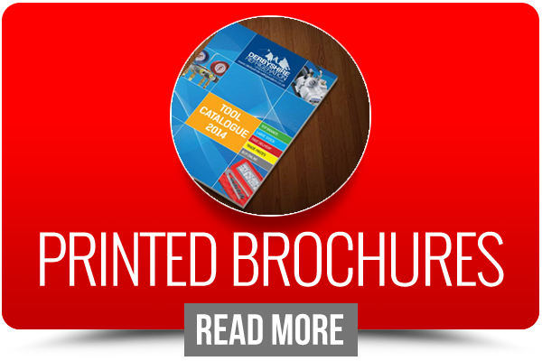 printed borchure design and leaflets printing